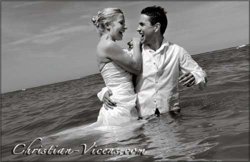 Photographe mariage - Christian Vicens Photographe - photo 12