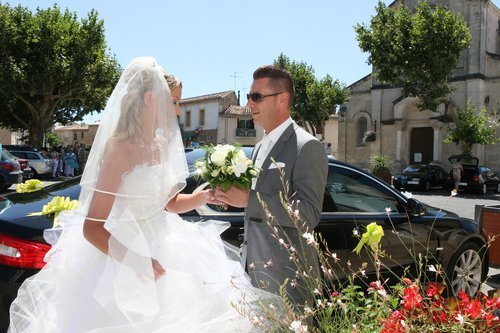 Photographe mariage - C.Jourdan photographe camargue - photo 4