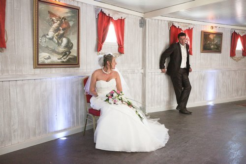 Photographe mariage - C.Jourdan photographe camargue - photo 15